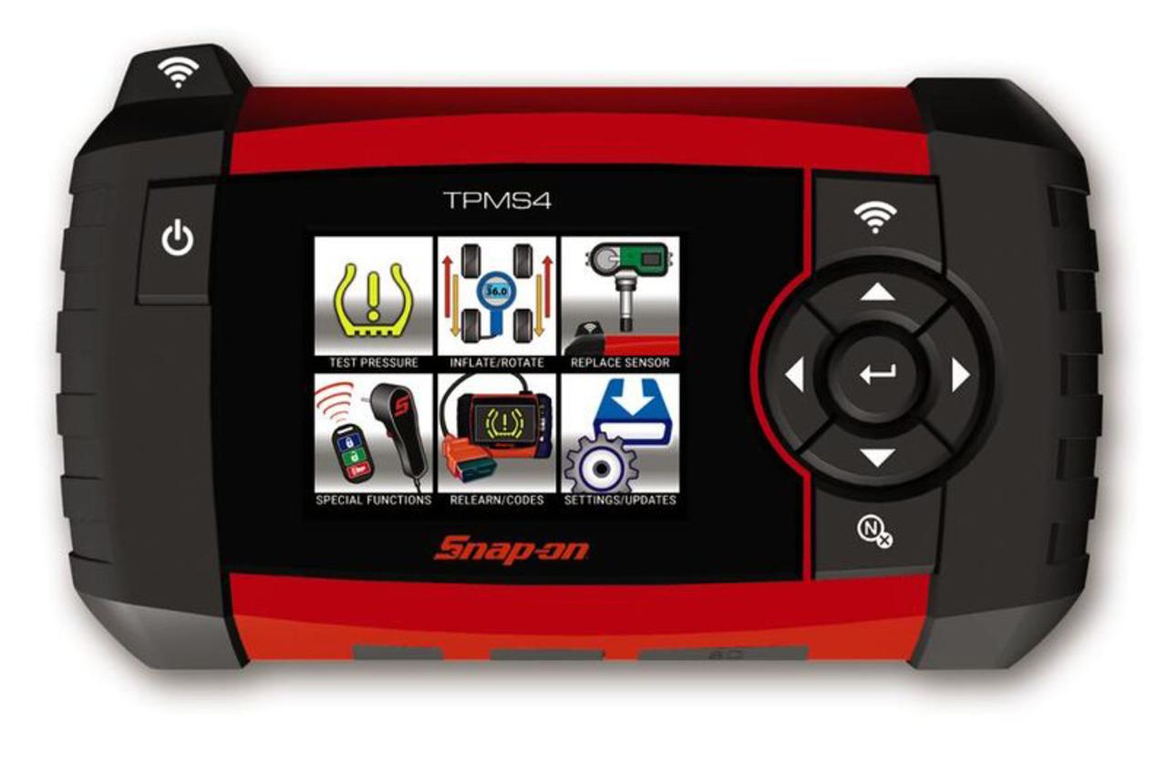 Snap-on Diagnostics TPMS4 Diagnostic Tool in Tire Pressure