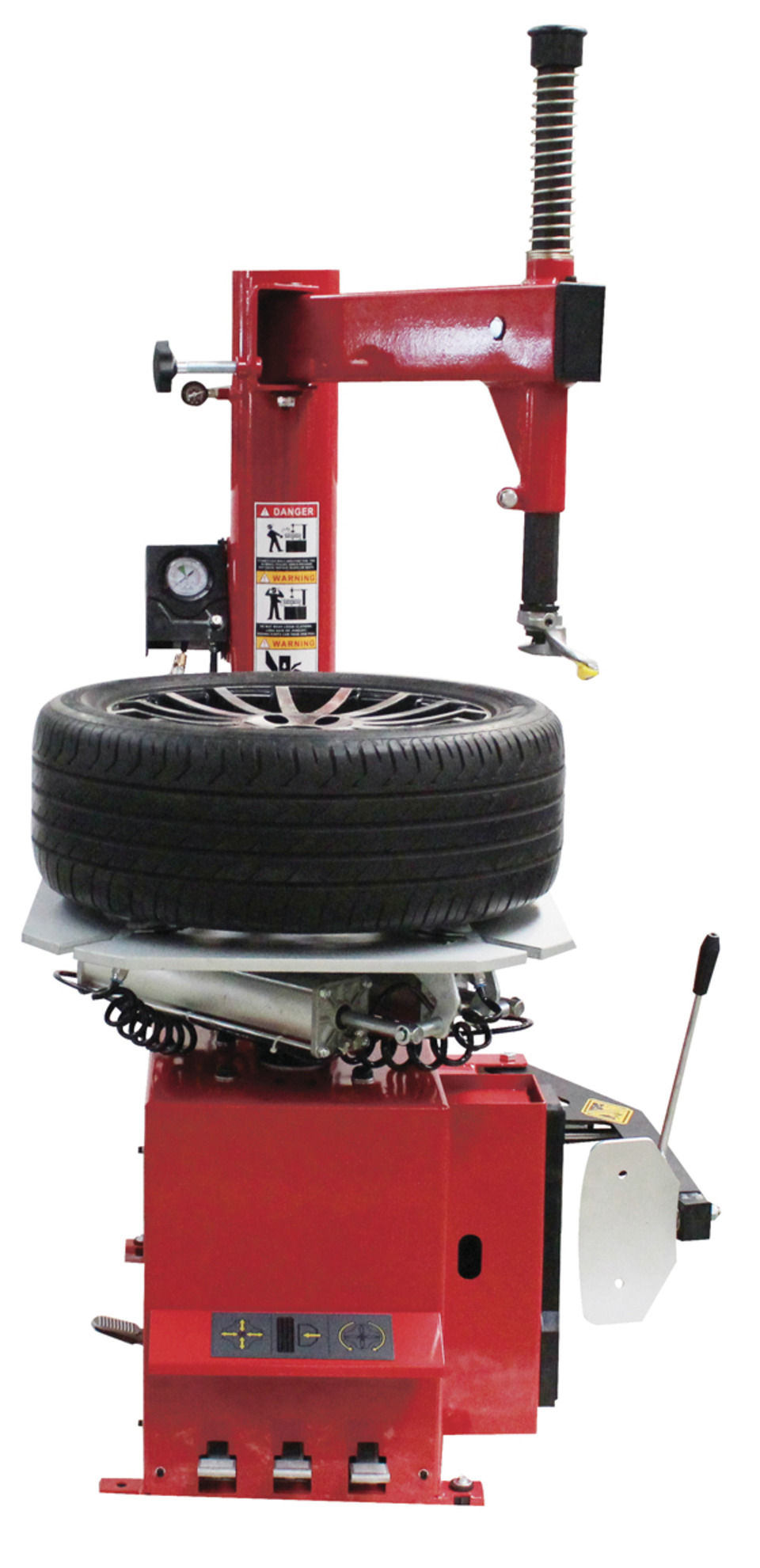 Atd Tools Inc Heavy Duty Semi Automatic Tire Changer In Tire Changers