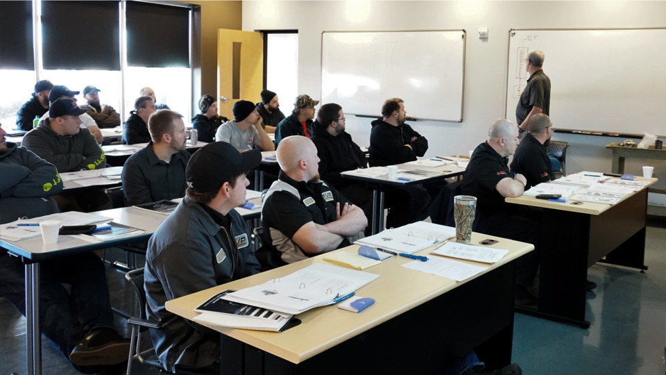 Bendix adds advanced technology training courses for 2019
