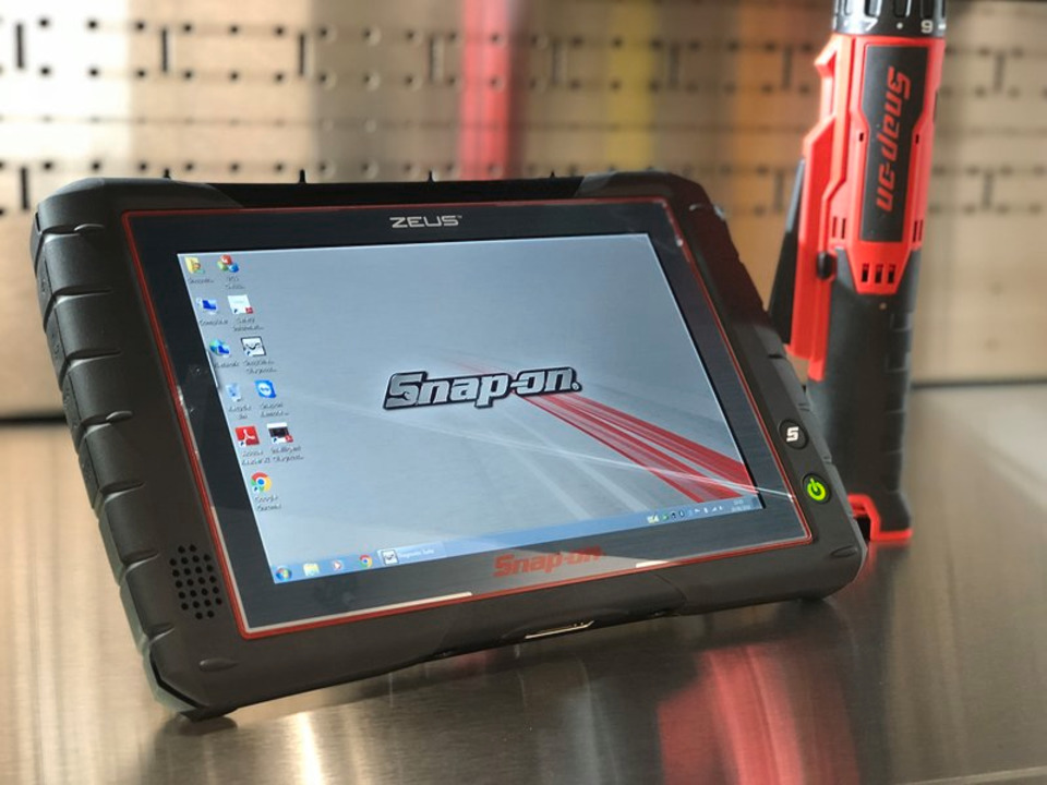 Snap-on hosts livestream training on Intelligent Diagnostics