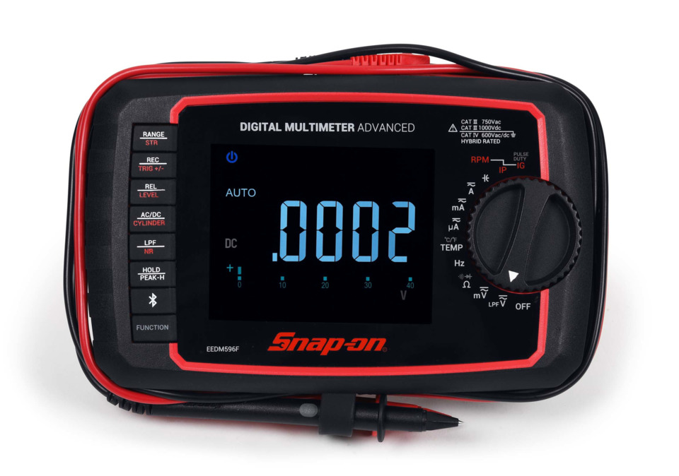 Snap-on Inc  Advanced Digital Multimeter with Free App No