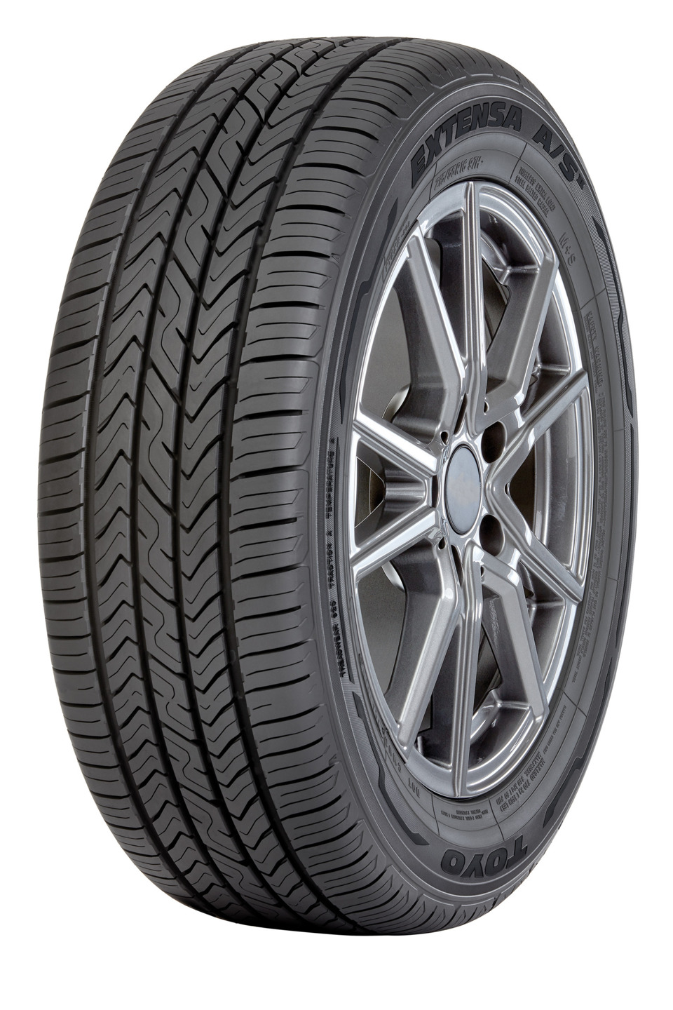 Toyo Tires introduces Extensa A/S II line