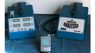 Wireless Gas Analyzer Looks To Add Convenience, Quicker Results