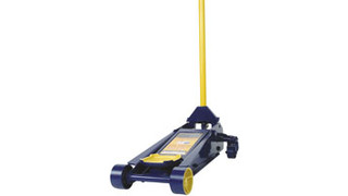 Tool Review: Hein-Werner 2-Ton Service Jack