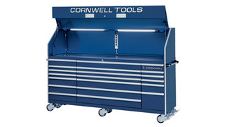 Leave your mark at every shop with a top-notch toolbox setup