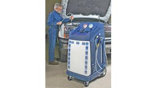 Keeping hot fluids cool and cool fluids clean