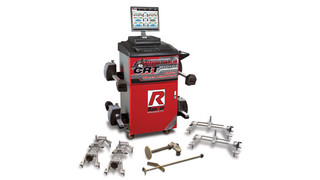 In Focus: BendPak's Ranger Wireless Wheel Alignment System