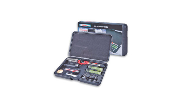 Tool Reviews: Solder-It SolderPro 150 and Ingersoll Rand TiMAX Impactool