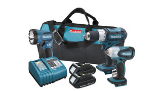 In Focus: Makita 18V LXT Lithium-Ion Cordless Combo Kit