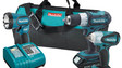 Tool Review: Makita three-piece combo kit