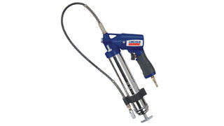 Tool review: Lincoln Industrial 1162 Automatic Pneumatic Grease Gun