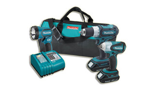 Selecting new cordless power tools