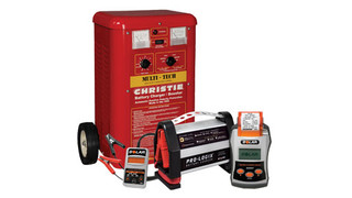 In Focus: Clore SOLAR and Christie battery products