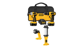 Tool Review: DeWALT Automotive Technicians 14.4V four-tool combo kit