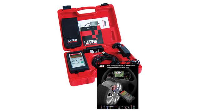 In Focus: ATEQ VT55 OBDII TPMS reset tool