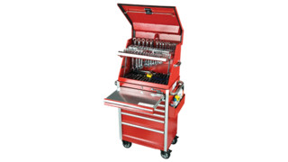 Driving Sales: Tool Carts