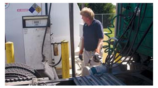 Vehicle Fuel Management