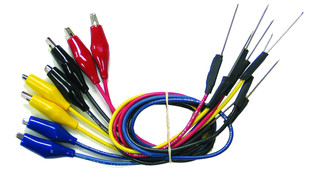 Extended Electrical Back Probe Kit, No. 490X