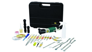 WKTEC-BX 11 Blade Auto Glass Removal Kit