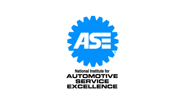 National Institute for Automotive Service Excellence (ASE)