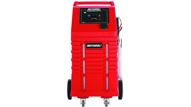 TransTech 1000 transmission fluid exchange machine