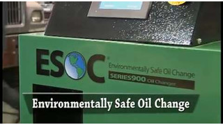 ESOC- Environmentally Safe Oil Change Video