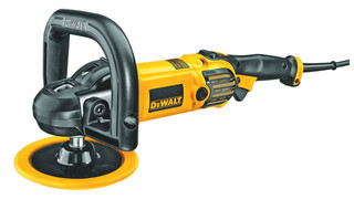 In Focus: DeWALT 7/9 Variable Speed Polishers