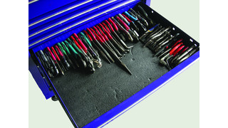 PliersRack tool organizer
