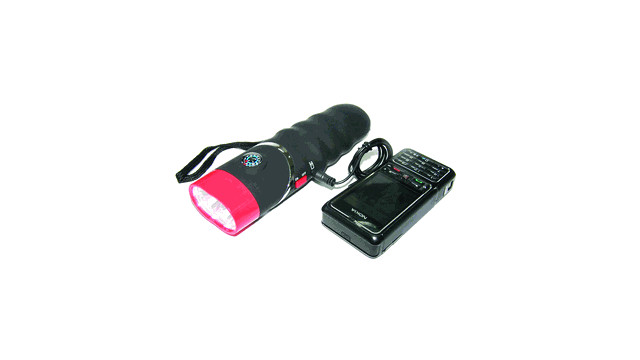 Auto Accessory Flashlight Tools