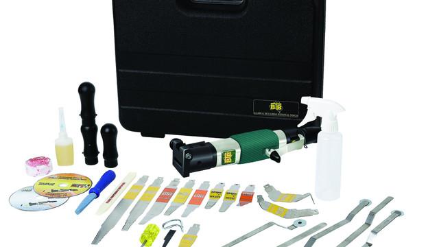 WKTEC-BX 11 Blade Auto Glass Removal Kit