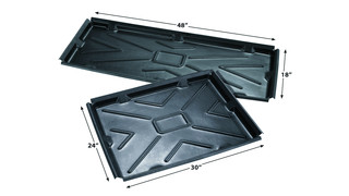 Interlocking Drip Pans