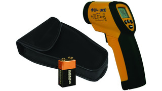 Infrared Thermometer with Laser Sight, No. LXT10