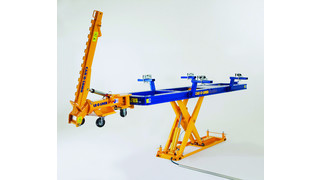 Mark 6 Series Bench System
