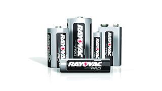 Ultra Pro alkaline batteries