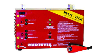 Christie MTC20612 Multi-Tech Automatic Diagnostic Pulse Charger