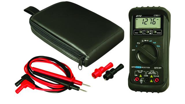 CT8017 Autorange Digital Multimeter