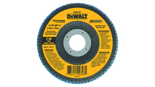 Line of Flap Disc Abrasives