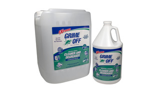 Grime Off Extreme cleaner and degreaser