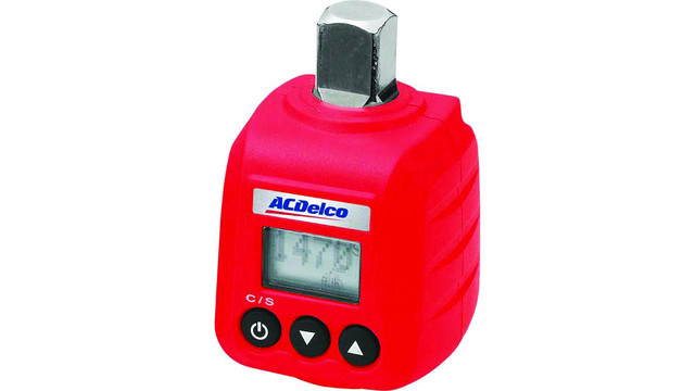 1/2 Digital Torque Adapter No. ARM602-4