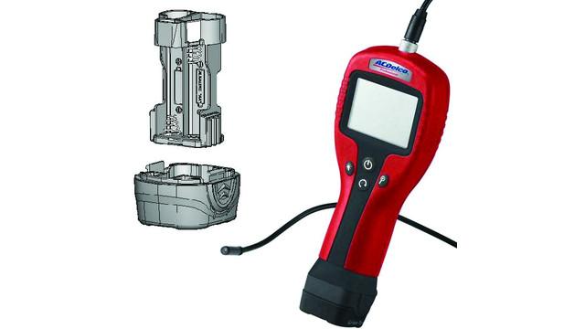6V Alkaline-Battery Inspection Camera No. ARZ604