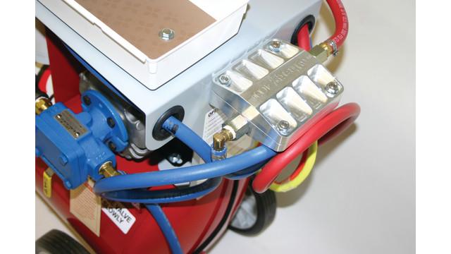 TurboTank optional filter system