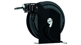 Evolution hose reel