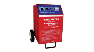 Christie Model No. FDC Fleet Duty Fast Charger