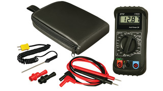 CT8025 Automotive Digital Multimeter