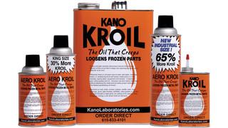 SiliKroil lubricant