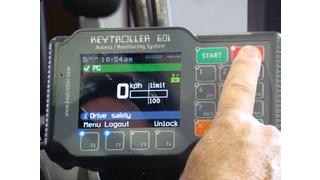 KEYTROLLER LCD601