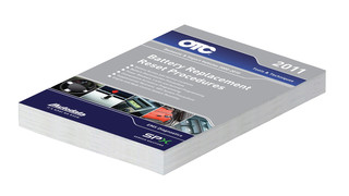 Battery Replacement Reset Procedures Manual