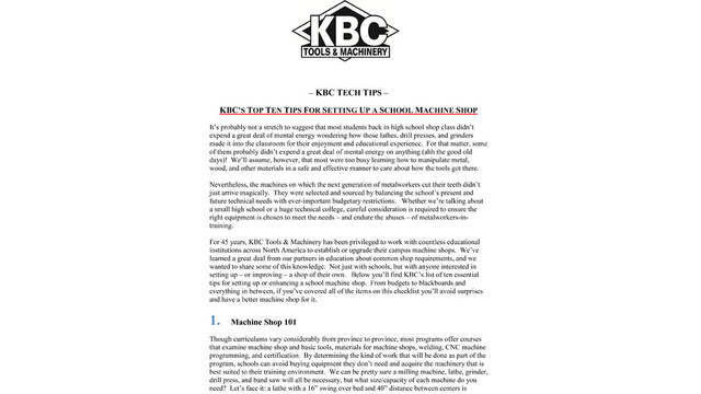 KBC_Top_Ten_Tips_For_School_Machine_Shops-1.jpg