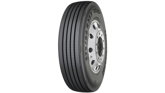 XZA3 Evertread Steer Tire