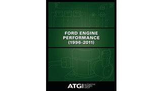 2011 Ford Engine Performance Course and Training Manual